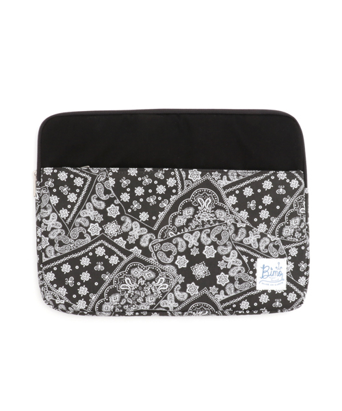 Notebook Zip Case 13inch ノートブック·ジップ·ケース PAISLEY COLLECTION
