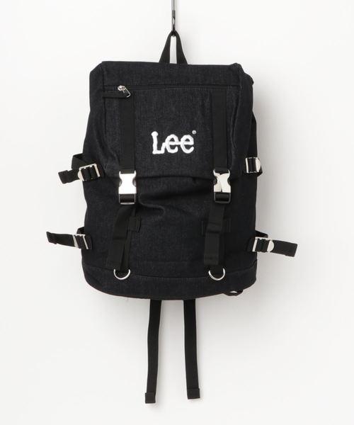 ec21580ac96f ... バッグ · バックパック/リュック; アイテム詳細. Lee(リー)の「LEE/リー デニムメタルバックルデイパック(バックパック