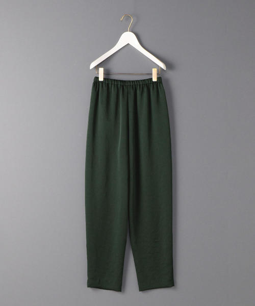 <6(ROKU)>SATIN PANTS/パンツ