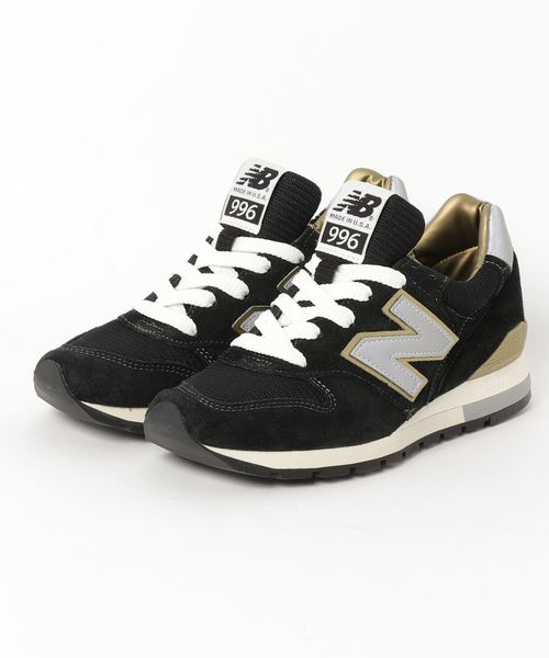 hot sale online 3f0e6 0aaf3 NEW BALANCE ニューバランス 996 30th Anniversary アニバーサリー ML996EK BLACK(EK)