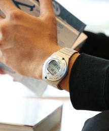 SEIKO × GIUGIARO DESIGN / SPEEDMASTER デジタル ウォッチ(シルバー)(腕時計)