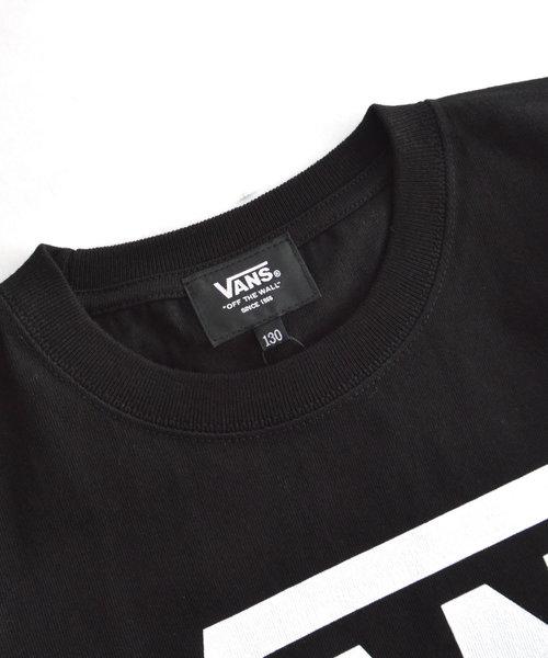 VANS/ヴァンズ Classic Logo S/S T-shirts KIDS