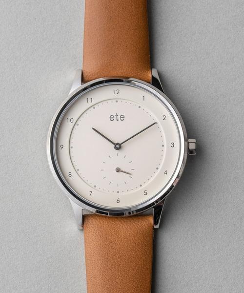 人気デザイナー ペアウォッチ(腕時計)|ete(エテ)のファッション通販, カガミイシマチ:d321cacc --- strange.getarkin.de