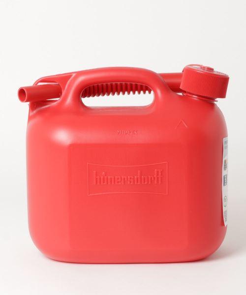 【hunersdorff/ヒューナースドルフ】Fuel Can PREMIUM 5L CUR
