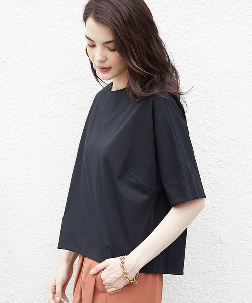 【18%OFF】 バックリボンデザインカットソー(Tシャツ/カットソー) MICHEL KLEIN MICHEL KLEIN(ミッシェル・クラン)のファッション通販, ホナミマチ:f01cd4e0 --- rise-of-the-knights.de