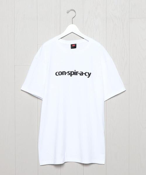 <am>CONSPIRACY T-SHIRT/Tシャツ.