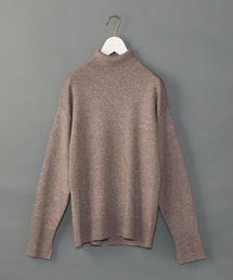<6(ROKU)>TURTLE NECK KNIT/ニット