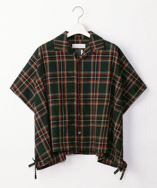 人気 【セール】TARTAN CHECK PONCHO(シャツ/ブラウス) CHECK|FACETASM(ファセッタズム)のファッション通販, 美StarShop:ae709950 --- skoda-tmn.ru