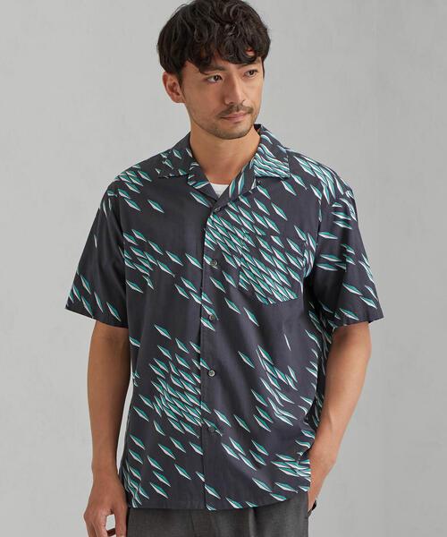 [レインスプーナー] SC REYN SPOONER オープンカラー 半袖 シャツ