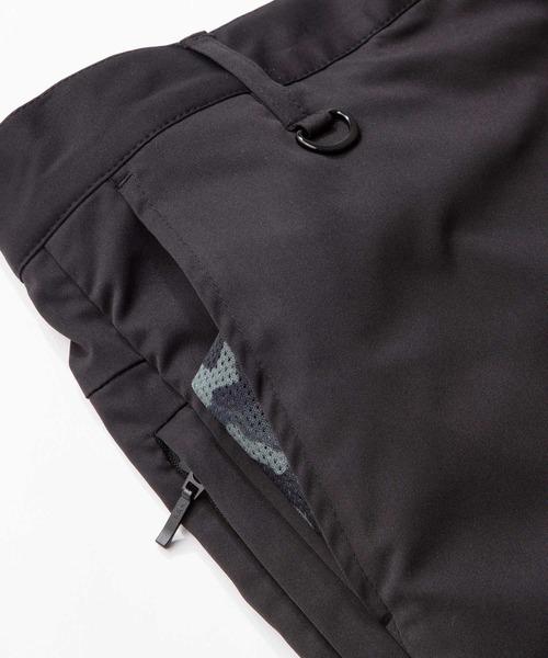 YZO(ワイゾー)の「YZO カモフラージュアンクルストレートパンツ《セットアップ対応》(その他パンツ)」|詳細画像