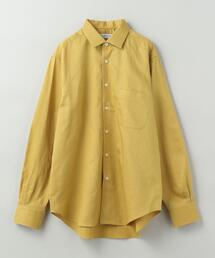 COBRA S.C.(コブラ エスシー)DUSTY YELLOW SHIRT