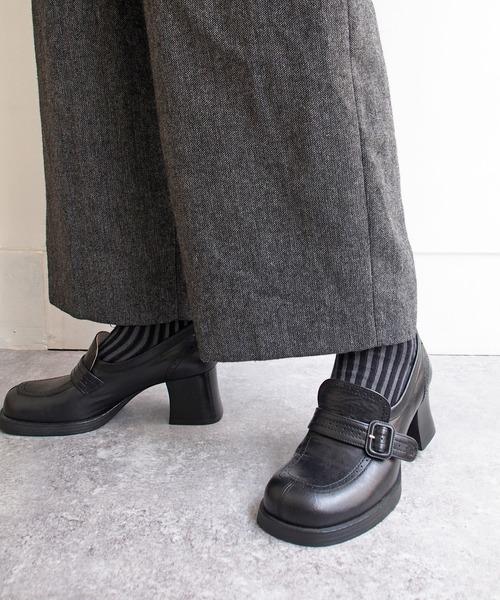 輝く高品質な 〈あしながおじさん〉  厚底ローファーパンプス(ローファー)|あしながおじさん(アシナガオジサン)のファッション通販, LARGUS ONLINE SHOP:af5e5936 --- blog.buypower.ng