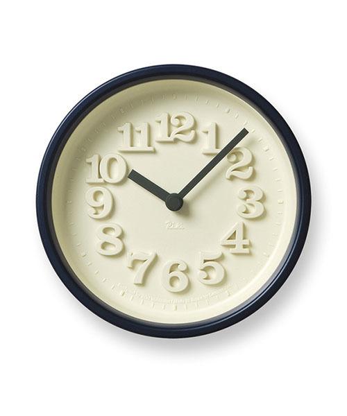 GEORGE'S(ジョージズ)の「小さな時計(掛け時計)」|ブルー