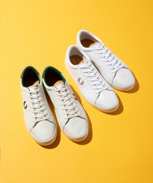 新作 Spencer Leather(スニーカー)|FRED FRED PERRY(フレッドペリー)のファッション通販, アンナドアーズショップ:b656b014 --- fahrservice-fischer.de