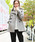 Social GIRL(ソーシャルガール)の「トレンチ風Pコート(ピーコート)」 詳細画像