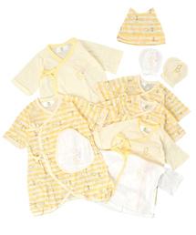 b17d966bdec41 肌着 パジャマ(ハダギ パジャマ)の「ディズニー・スヌーピー 新生児肌着 10