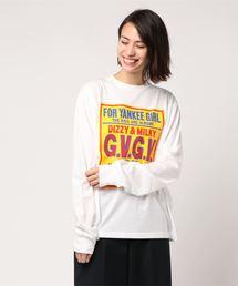 GV1833003 PRINTED L/S TEE