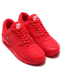 NIKE(ナイキ)のNIKE AIR MAX 90 ESSENTIAL (UNIVERSITY RED/WHITE) 【SP】(スニーカー)