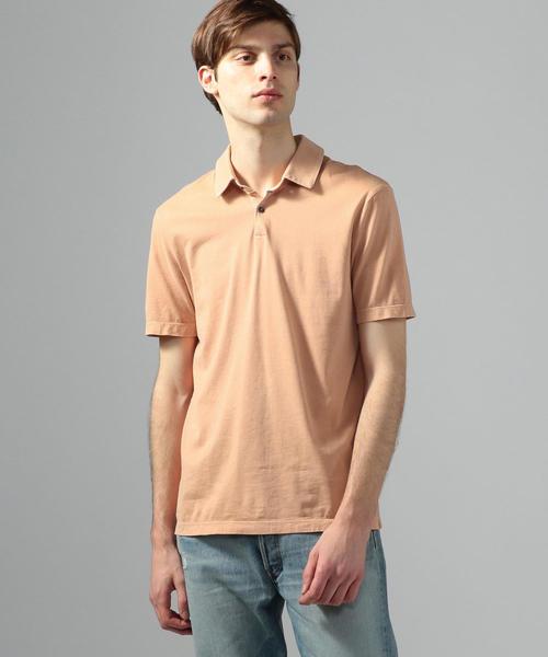 保障できる ベーシック JAMES ポロシャツ MSX3337(ポロシャツ) PERSE,JAMES ポロシャツ JAMES PERSE(ジェームスパース)のファッション通販, FALCON BIKE:45c4ab5e --- skoda-tmn.ru