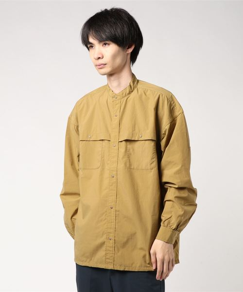 【高い素材】 CAL O - LINE LINE - INNOVATIVE -/キャルオーライン - イノヴェイティブ GUIDE SHIRTS/ガイドシャツ(ブルゾン)|CAL O LINE(キャルオーライン)のファッション通販, TOKYO ART FILE:8832353c --- skoda-tmn.ru