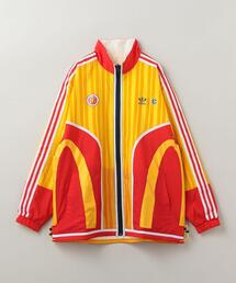 <adidas Originals × Eric Emanuel>McDonald's REVER/S TRACK TOP■■■