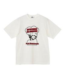 F**K HOUSEWORK Tシャツホワイト