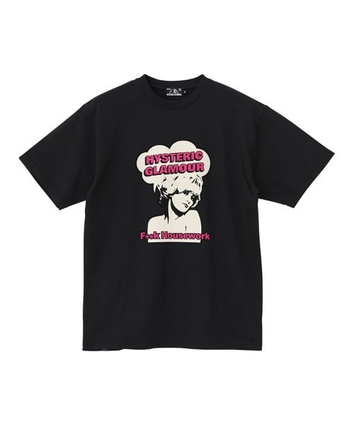 F**K HOUSEWORK Tシャツ