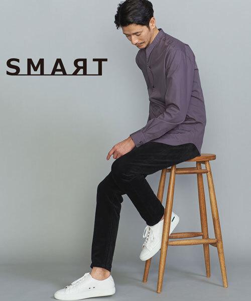 【WEB限定 WARDROBE SMART】by フリーフィット ストレッチ コーデュロイパンツ