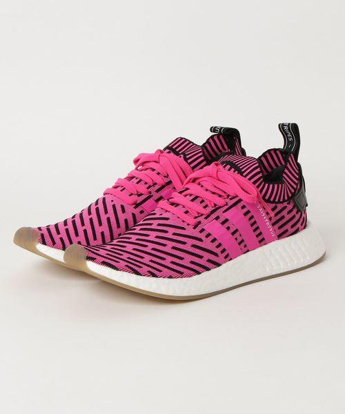 adidas Originals NMD_R2 PK Shock Pink/Shock Pink/Core Black