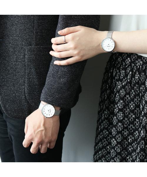 品質一番の 【セール】KLON MESH- CONNECTION CONNECTION -SILVER DARING LATTER -SILVER MESH- 38mm(腕時計)|KLON(クローン)のファッション通販, ブランドール ミルキー:b085cc3c --- skoda-tmn.ru