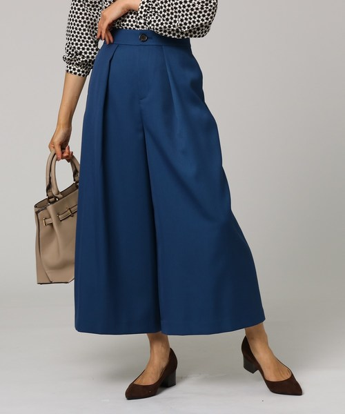 激安大特価! タックワイドパンツ(パンツ)|UNTITLED(アンタイトル)のファッション通販, キョウタナベシ:77578695 --- fahrservice-fischer.de
