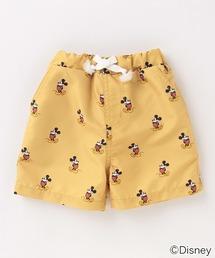 petit main(プティマイン)の【Disney】ミッキーマウスデザイン 総柄水着【SWIM】(水着)