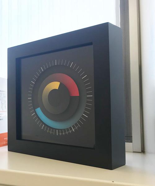b.c.l/Clever Clocks アローズクロック LClever Clocks ソナークロック マルチ M