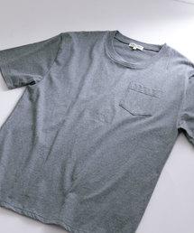 9c81ac000e59d9 OAKLAND(オークランド)の「USA COTTON ポケット半袖Tシャツ(Tシャツ/