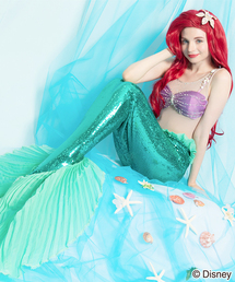 Disney(ディズニー)Part of Your World Costume (The Little Mermaid ver)(ワンピース)