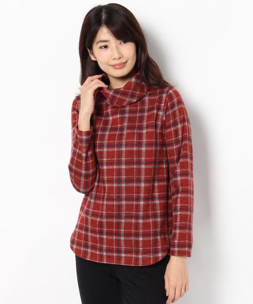 最高の品質 【セール】シャギーチェックプルオーバー(Tシャツ/カットソー)|McGREGOR(マックレガー)のファッション通販, North feel:379ee773 --- everyday.teamab.de