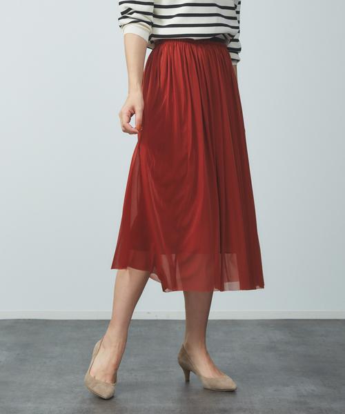 【25%OFF】 la vifエスパンディギャザースカート(スカート)|FONCE(フォンセ)のファッション通販, GUTS JAPAN:241f1dd2 --- 5613dcaibao.eu.org