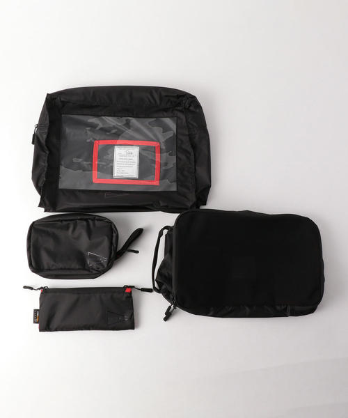 <MAKAVELIC> TRAVEL 4P POUCH/トラベルポーチ