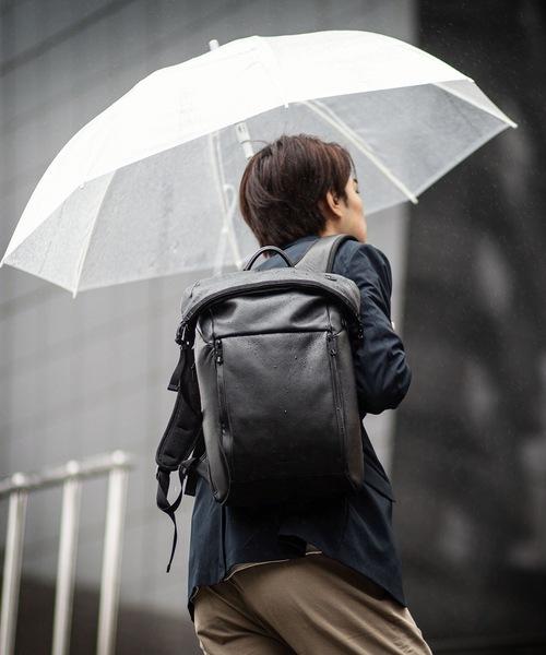 品質のいい 【BROSKI BROSKI AND SUPPLY 2020SS新作 先行予約スタート! SUPPLY AND】FORKⅡ/ waterproof leather(バックパック/リュック)|BROSKI AND SUPPLY(ブロスキーアンドサプライ)のファッション通販, 手作り家具工房 日本の匠:6f4c4298 --- affiliatehacking.eu.org