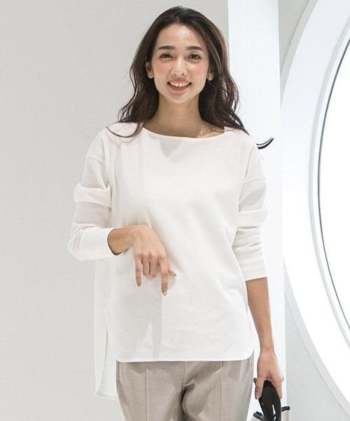 【限定品】 【セール】【大きいサイズ ONLINE】ラッセル袖リブイージーカットソー(Tシャツ/カットソー)|la.f…(ラエフ)のファッション通販, ヴィヴォスタイル:980e93cf --- wiratourjogja.com
