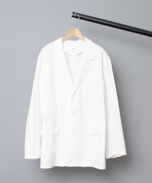 【 S H / エスエイチ 】 BLAZER SHIRT ブレザーシャツ SH-BLZR-001·