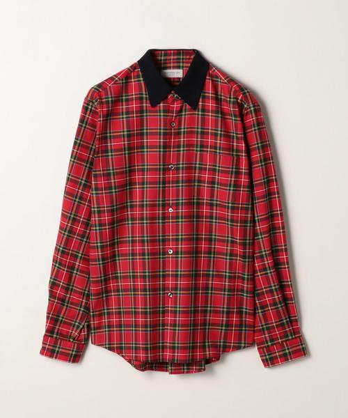 大人気の 【セール】80/2コットンネル ニットカラーシャツ(シャツ/ブラウス) TOMORROWLAND(トゥモローランド)のファッション通販, アメカジ 通販 【Rockingchair】:deab573b --- kredo24.ru