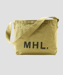 MHL. | HEAVY COTTON CANVAS(トートバッグ)