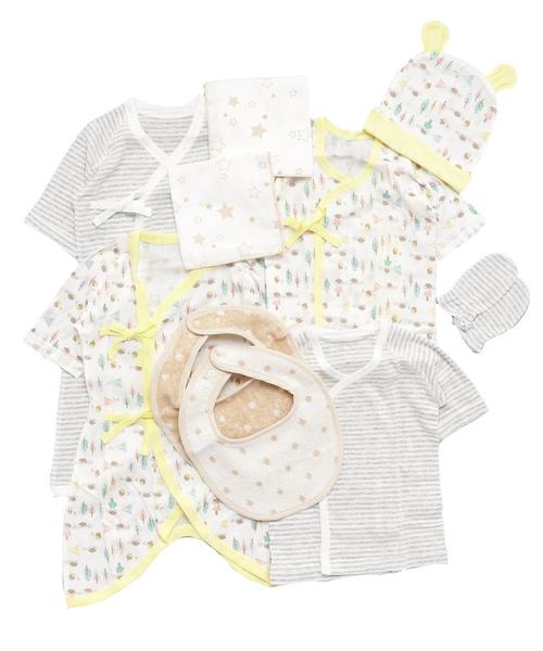 cd3ea4d7e0d84 Babiesrus(ベビーザらス)の新生児肌着 10枚組セット(肌着)