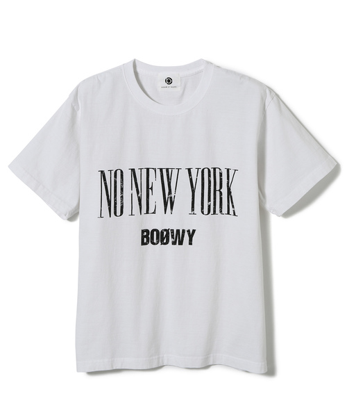 【BOOWY × ADAM ET ROPE'】ソングタイトルT