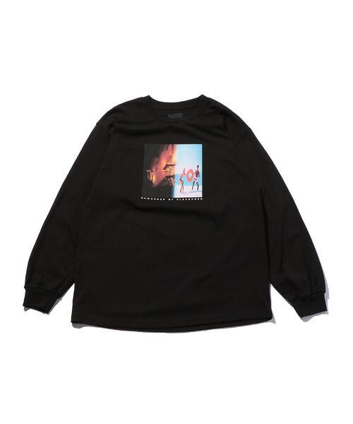 <PLEASURES × New Order> RPBLC LS/Tシャツ