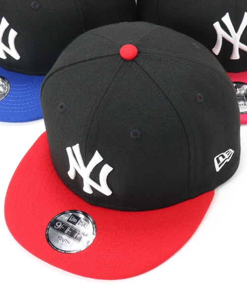 NY Yankees Marine New Era 9Fifty Snapback Kids Casquette