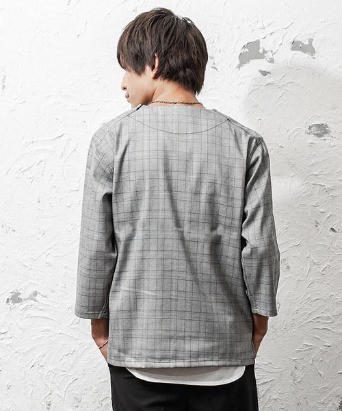 (2点セット)アンサンブル/TR/長袖+タンク