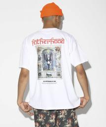 LEGENDA(レジェンダ)のTHE BROTHER HOOD ルーズシルエットクルーネックTシャツ(Tシャツ/カットソー)
