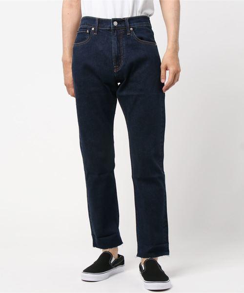 【通販激安】 【CALVIN KLEIN JEANS】CKJ 035 クロップド ストレート クロップド KLEIN ジーンズ(デニムパンツ)|Calvin JEANS】CKJ Klein Jeans(カルヴァンクラインジーンズ)のファッション通販, binabino:c4d5f070 --- skoda-tmn.ru
